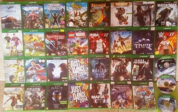 Jogos Xbox One, Comprando Todos Faço R$29 Cada! Vale A Pena!