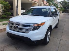 Ford Explorer 3.5 Xlt Piel Aut 2014
