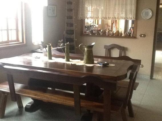 Casa Com 4 Dormitórios À Venda, 220 M² Por R$ 530.000,00 - Centro - Santa Branca/sp - Ca2181