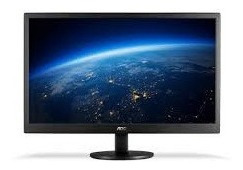 Monitor Aoc M2470swd2 Led 23.6pol Widescreen Full Hd Vga/dvi