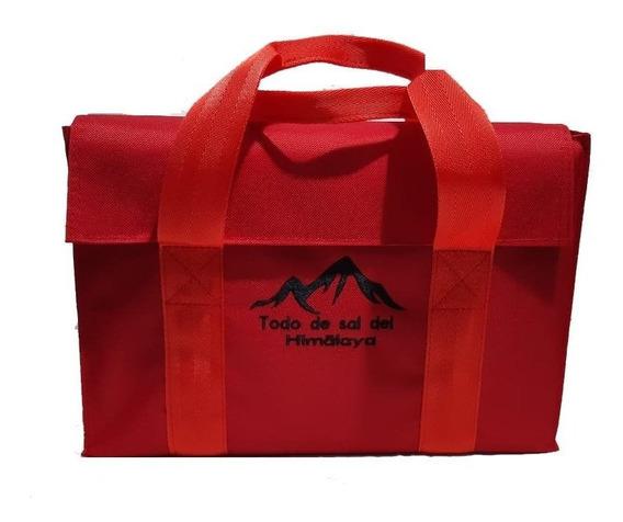 Funda Maletin Portafolio Para Tabla De Sal Del Himalaya Tsrj