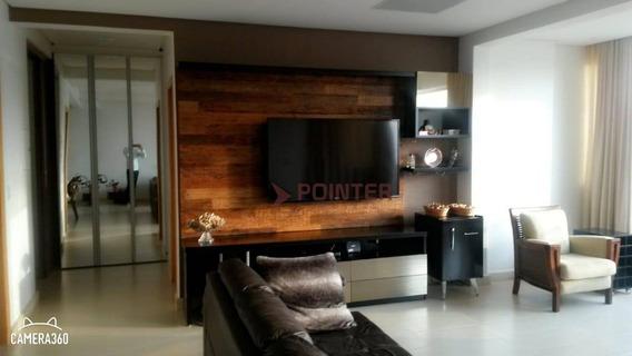 Apartamento Com 2 Dormitórios À Venda, 144 M² Por R$ 625.000 - Jardim Goiás - Goiânia/go - Ap0024
