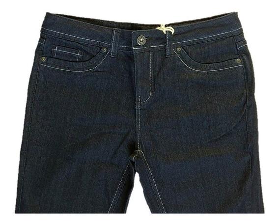 Calça Jeans Fem. Indigo C/ Lycra - Zoomp Original