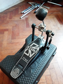 Pedal Tama Iron Cobra Jr Con Estuche Power Glide Simple