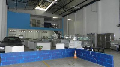 Barracão À Venda, 379 M² Por R$ 1.600.000 - Vila Lucy - Sorocaba/sp - Ba0022