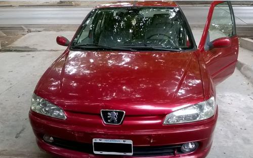 Vendo Peugeot 306 Equinoxe, Único Dueño, Escucho Contado