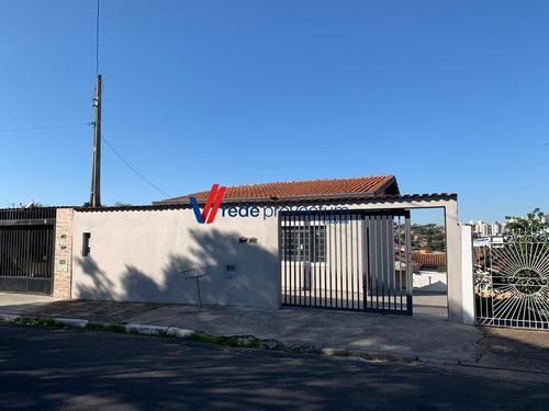 Casa À Venda Em Jardim Paranapanema - Ca283970