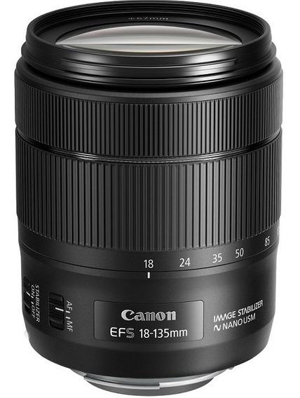 Lente Canon Ef-s 18-135mm F/3.5-5.6 Is Nano Usm - Nota Fiscal