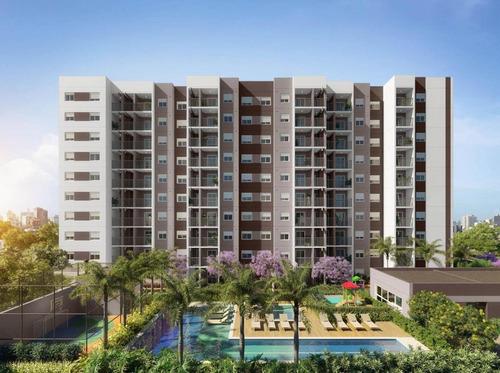 Imagem 1 de 11 de Apartamento Com 2 Dormitórios À Venda, 51 M² Por R$ 366.000,00 - Chácara Santo Antônio (zona Leste) - São Paulo/sp - Ap3300
