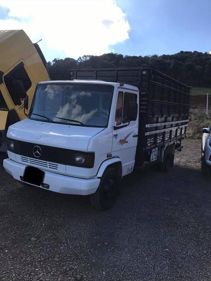 Mercedes-benz 710 Boiadeiro