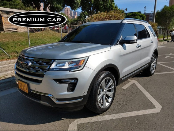 Ford Explorer Limited 2.3 Turbo 4x4 Automática