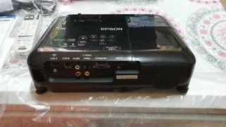 Excelente Proyector Epson S31!!!con Pantalla