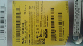 Hd Samsung 160 Gb.