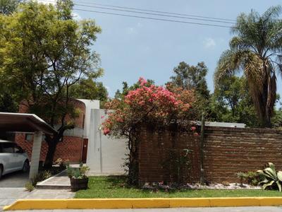 Casa En Renta Fraccionamiento Campestre Las Calandrias En At