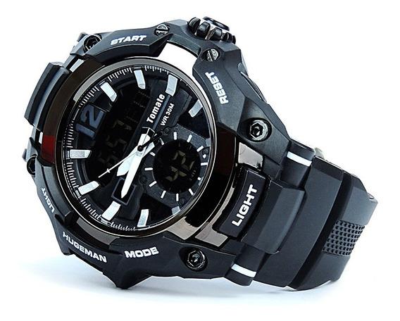 Relógio Esportivo Digital C/ Várias Funções - A Prova D