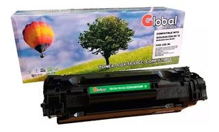 Toner Global Q2612a Q2612 2612a 12a 1010 1015 1018 1020