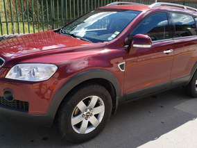 Chevrolet Captiva Limited Ltz Awd - Excelentes Condiciones