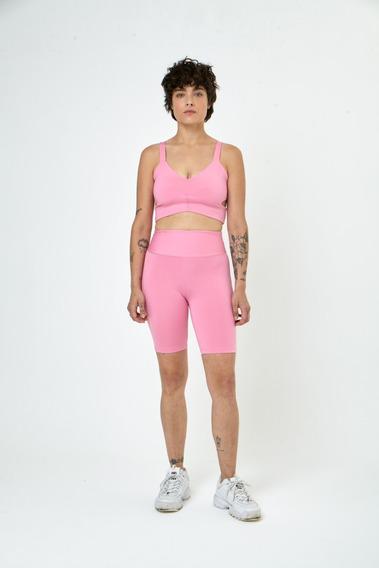 Combo | Legging + Top Escote En V Michu Buenos Aires Yoga