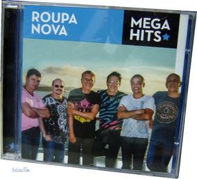 Roupa Nova 18 Musicas Mega Hits Cd Original Novo Lacrado