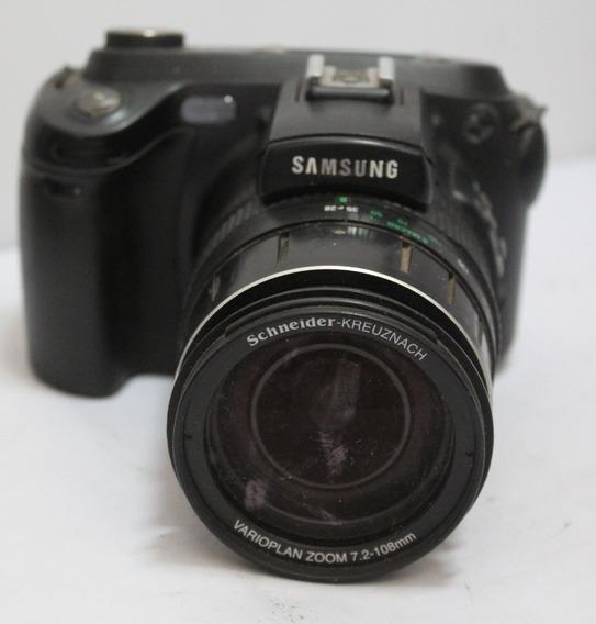 Câmera Digital Samsung Pro 815 Sucata P/ Retirada De Peça