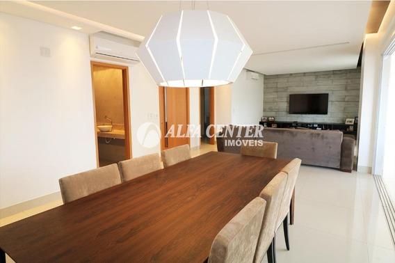 Apartamento Com 3 Dormitórios À Venda, 191 M² Por R$ 1.190.000,00 - Setor Bueno - Goiânia/go - Ap1355