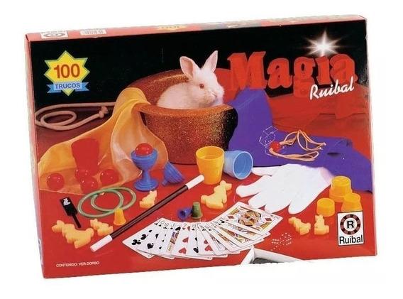 Juego Magia Ruibal 100 Trucos (+ 7 Años)