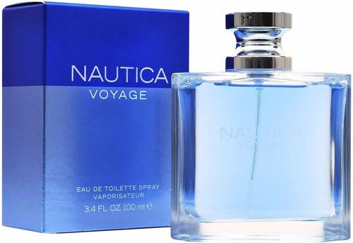 Imagen 1 de 4 de Perfume Nautica Voyage Caballero 100 Ml,promociones