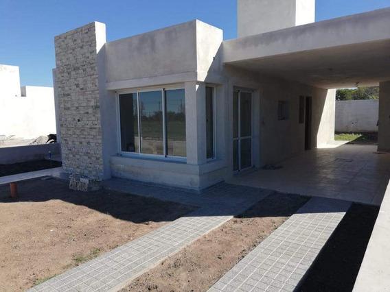 Casa - Villa Del Totoral-te Vendo En Pesos Al Tipo De Cambio Oficial