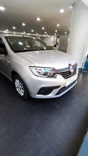 Nuevo Renault Logan Life 1.6 16v - No Plan - Financiación R