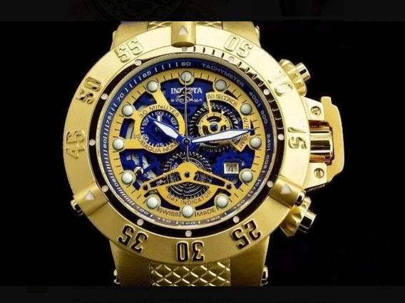 Relógio Invicta Subaqua Skeletonized Original