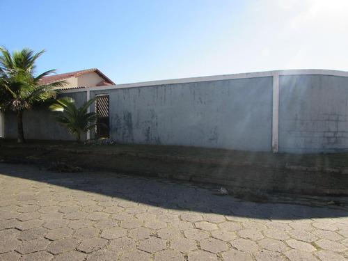 Terreno Lado Linha, Murado,à Venda, 312 M² Por R$ 135.000 - Estancia Sao Jose - Peruíbe/sp - 12525