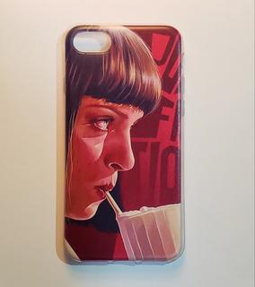 Capinha iPhone 8 - Filme Pulp Fiction
