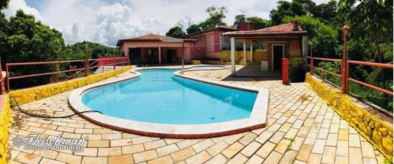 Casa Alto Padrão À Venda, Enseada Dos Corais, À 350m Da Praia - Ca0273