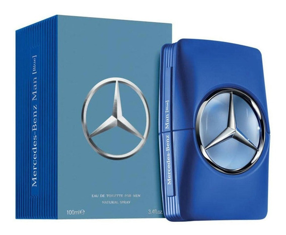 Perfume Mercedes Benz Man Blue Edt 100ml