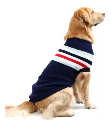 Imagen 1 de 6 de Ropa Para Perro Para Mascotas Buzo Abrigo