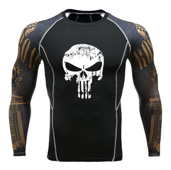 Camisa De Compressão , The Punisher