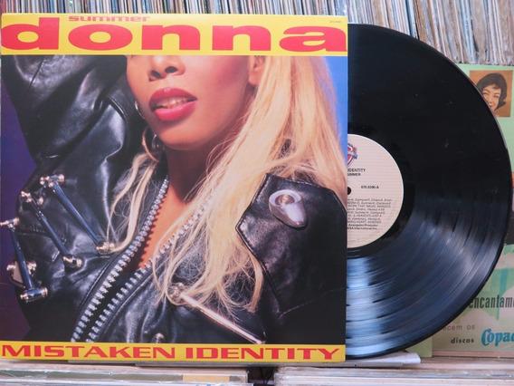 Vinil Lp Donna Summer M, Identity 253