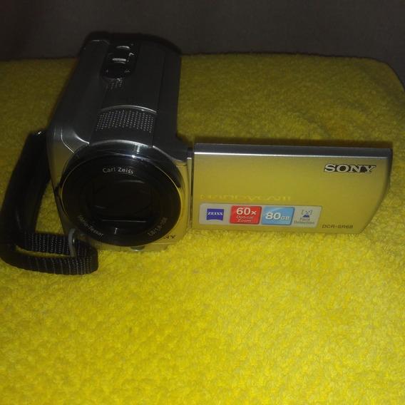 Câmera Filmadora Sony Handycam Dcr-sr68 Hdd 80g
