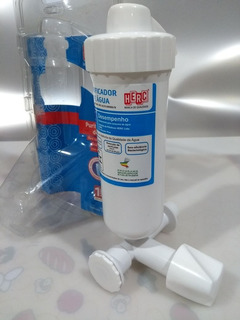 Purificador De Água Plus Herc Branco Com Filtro- 2892