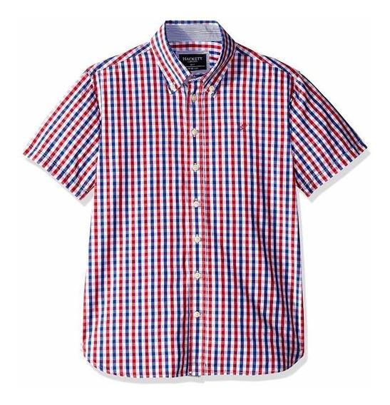 Camisa Hackett Para Niño Talla 13-14