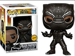 Funko Pop Black Panther Chase Original