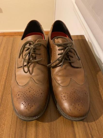 Zapatos De Vestir Con Suela De Goma