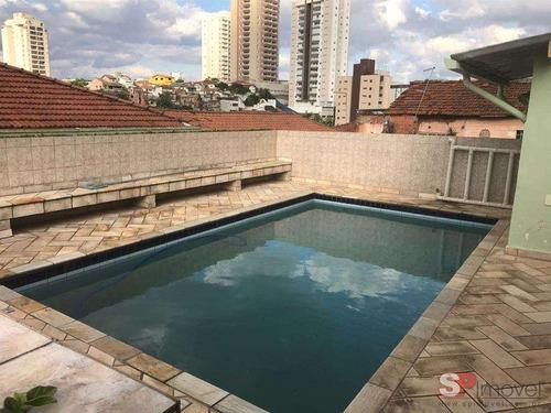 Imagem 1 de 21 de Sobrado Residencial À Venda, Parada Inglesa, São Paulo. - So0974v