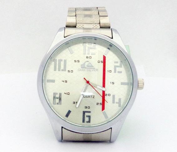 Relógio Quiksilver Prata 2453