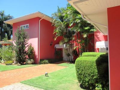 Casa Para Venda E Locação, Condomínio Vale Do Itamaracá, Valinhos. - Ca0184