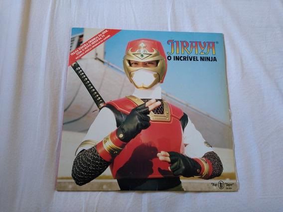 Lp Jiraya Incrivel Ninja 1989