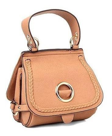 Bolsa Ana Hickmann Alça Dupla Mini Bag Feminina