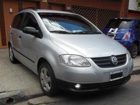 Excelente Volkswagen Suran 07, 95 Km Reales, Sin Detalles!