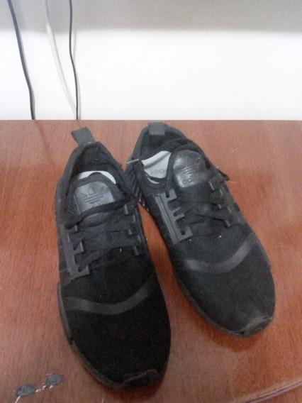Tênis adidas Nmd R1 Preto Original