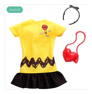 Barbie Vestido Charlie Brown